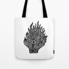 Weary weapons Tote Bag