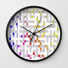 Now way out Wall Clock