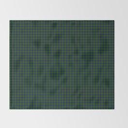 Sinclair Tartan Throw Blanket
