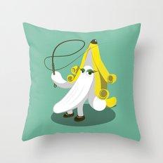 Cool Bananas! Throw Pillow