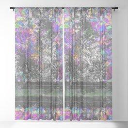 Remember Sheer Curtain