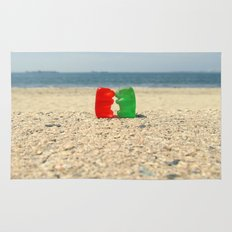 Gummy Bear Beach Kiss Rug