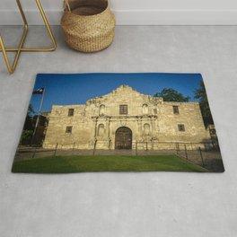 Empty Alamo Rug