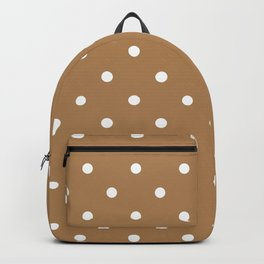 Polka Dots Pattern: Ginger Backpack