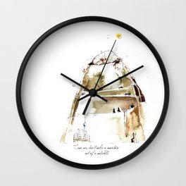 MOLEHILL Wall Clock