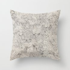 Infinite Love Throw Pillow