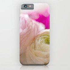 PASTEL COLORED RANUNCULUS Slim Case iPhone 6s