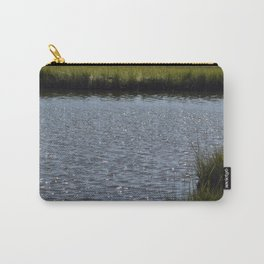 Natures Treasure New Jersey Marshland Addition Carry-All Pouch