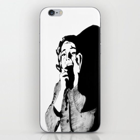 Lila Crane iPhone Skin