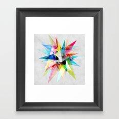 Colorful 2 X Framed Art Print