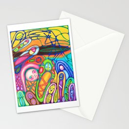 Surface Dreams Stationery Cards