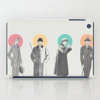 classy iPad Cases featuring Classy by Zeke Tucker