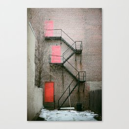 Inescapable Canvas Print