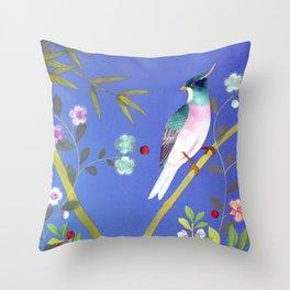 chinois 1731: twilight variations Throw Pillow