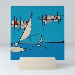 Wind Shifts Mini Art Print
