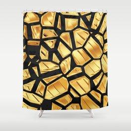 Goldie VIII Shower Curtain