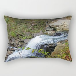 Waning Days Rectangular Pillow