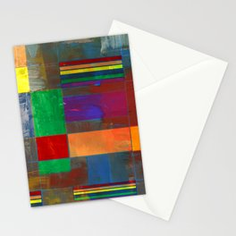 MidMod Rainbow Pride 2.0 Stationery Cards