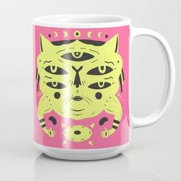 Sand Cat Coffee Mug