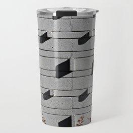 Wall Pattern Travel Mug
