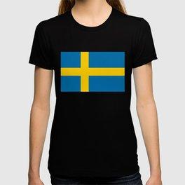 Flag of Sweden - Swedish Flag T-shirt