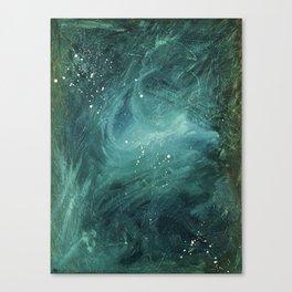 Mermaidessence Canvas Print
