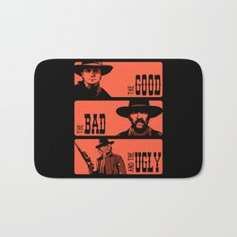 BTTF: The good, the bad and the ugly Bath Mat