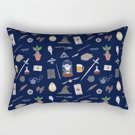 Harry Pattern Night Rectangular Pillow