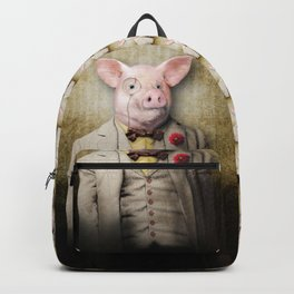 Mr Hamish P. Hoggswallow Backpack
