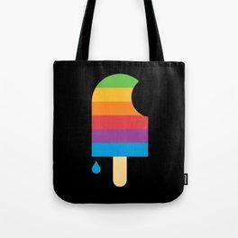 iPop (black) Tote Bag