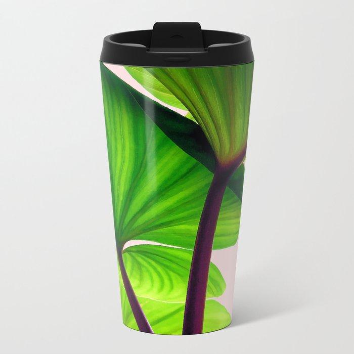 Charming Sequence Nature Art #society6 #lifestyle #decor Metal Travel Mug