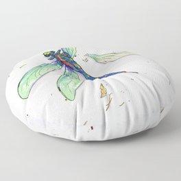 #1 Departed Series Floor Pillow