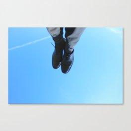 skyward standin Canvas Print