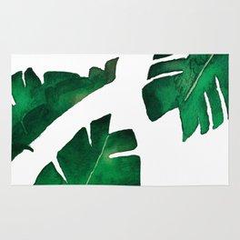 Banana leafs Rug