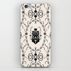 Seamless wallpaper background floral vintage iPhone & iPod Skin