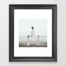 Dream awake Framed Art Print