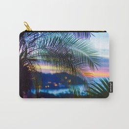 Sayulita Sunset Carry-All Pouch