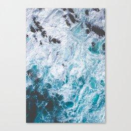 Ocean Color Scenes Canvas Print