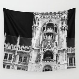 Town Hall Wall Tapestry