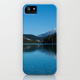 Pyramid Lake Photography Print iPhone Case