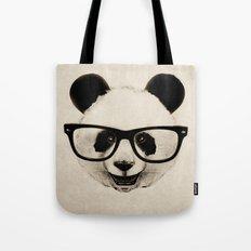 Panda Head Too Tote Bag