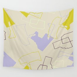 shape up Wall Tapestry