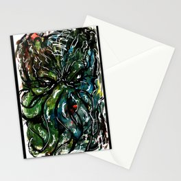 Johnny Cthulhu Stationery Cards
