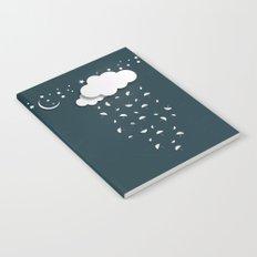 It's raining umbrellas Notebook