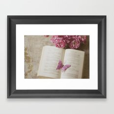 Le Petit Chose Framed Art Print