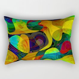 Courting Rectangular Pillow