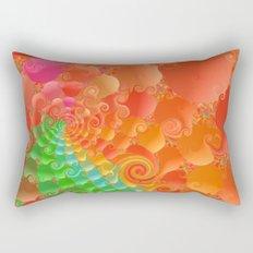 Fractal 107 Rectangular Pillow
