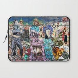 European Street Art Laptop Sleeve