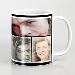 Harry Styles, One Direction, 1D, 1dFanArt Coffee Mug