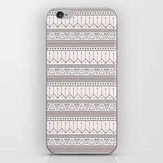 My Heart has a TRIBAL beat iPhone & iPod Skin